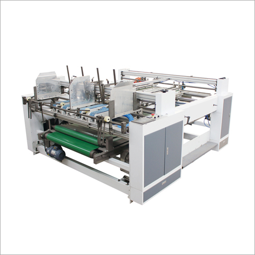 Corrugated Carton Box Gluer Machine
