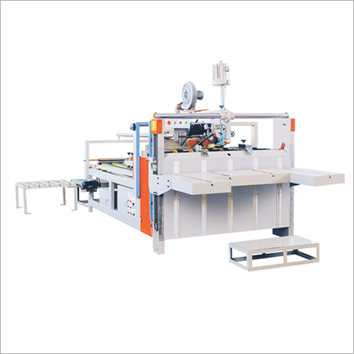 Semi Automatic Corrugated Carton Box Machine