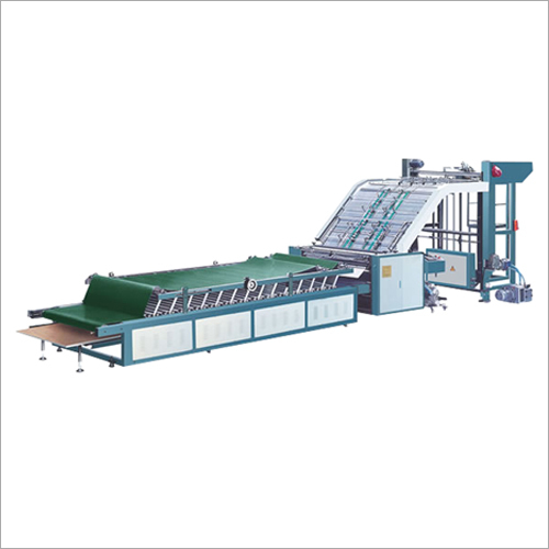 Lifting Type Automatic Corrugated Cardboard Laminating Machine