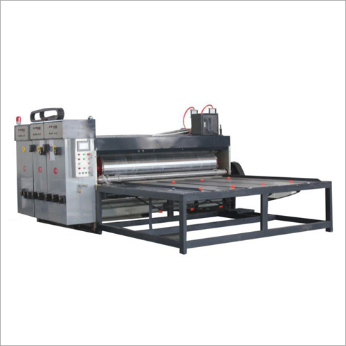 Chain Type Feeder Corrugation Printing RS4 Slotting Machine