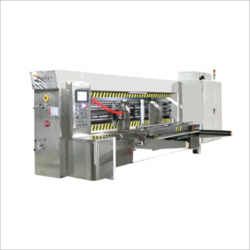 Corrugated Box Machine For Printing Paperboard