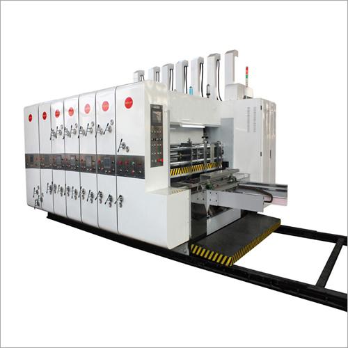 Fruit Carton Box Making Printing Machine