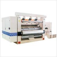 Automatic Single Facer Corrugated Machine