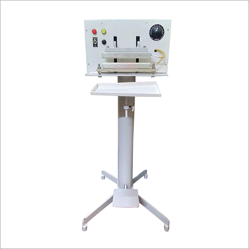 Electric Paddle Sealer Machine