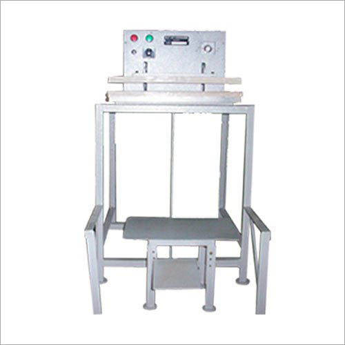Manual Paddle Sealing Machine