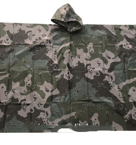 Military Polyester Oxford Nylon Poncho