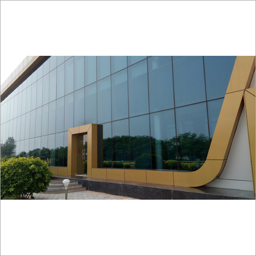 ACP Glass Glazing Work
