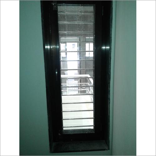 One Side Open Aluminium Window