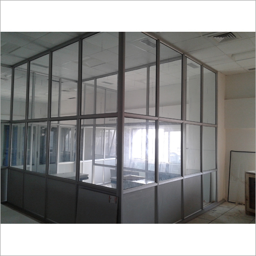 Office Aluminium Partition