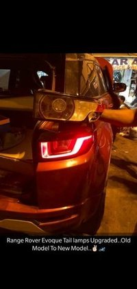 Range Rover Evoque Tail Light