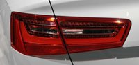 Audi A6 Car Tail Light Corner 2012