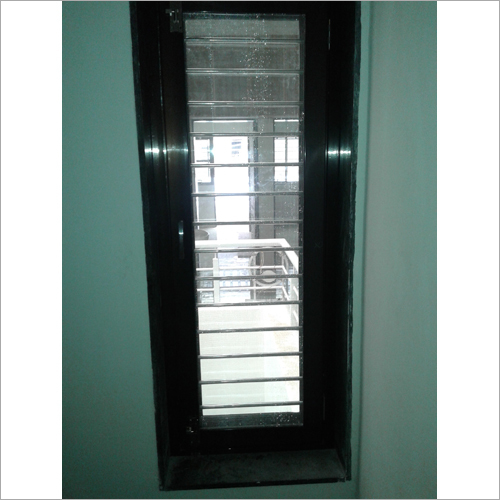 One Side Open Aluminium Window