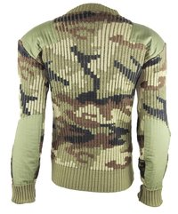 Military Camouflage Sweater