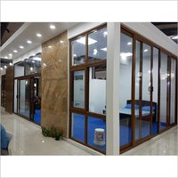 Office UPVC Partition Service