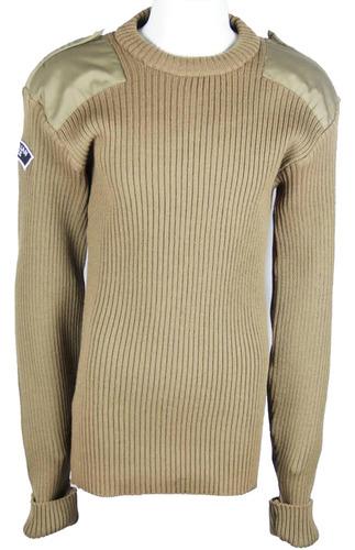 Police Wool Sweater