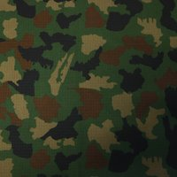 Military Camouflage Ripstop TC CVC Fabric