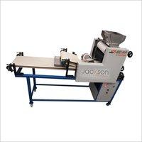 Mathri Puri Making Machine