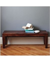 Wooden Bench: Style - 2