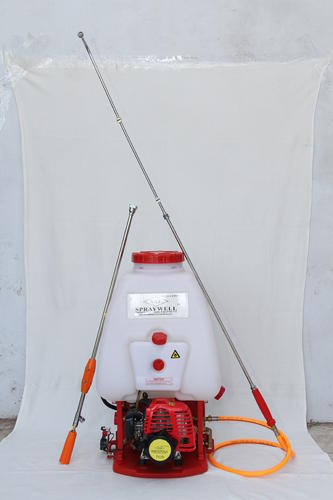 2 Stroke Engine Knapsack Sprayer