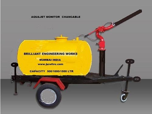 Expansion Foam Generator