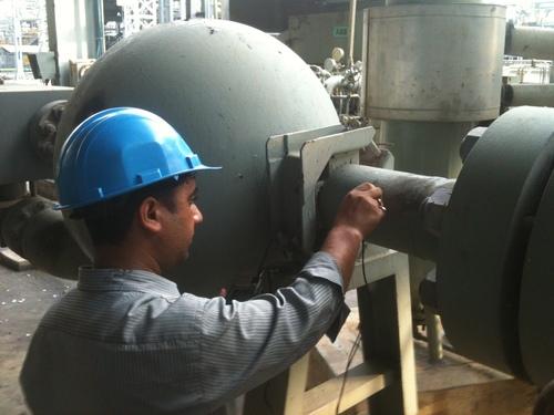 ASNT Level II certification in Non Destructive Testing (NDT)
