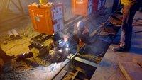 Pre Heating of Welding