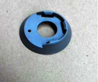 various plastic spare parts for rotor spining machine