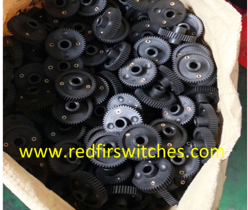 Gear wheel Open end spinning Rotor frame spare parts
