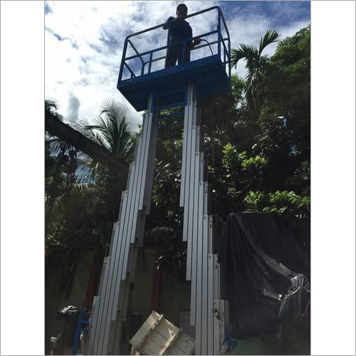 Hydraulic Ladder On Hire