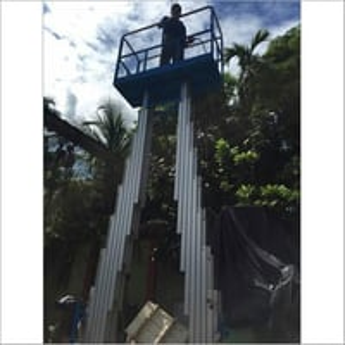 Hydraulic Ladder On Hire