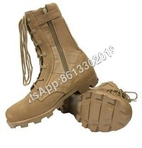 Military Desert Brown DMS Boot
