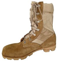 Military Desert Brown DMS Boot
