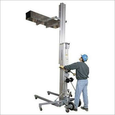 Manual High Reach Stacker