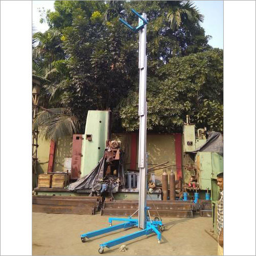 High Lift Manual Stacker