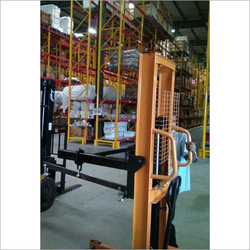 Hydraulic Stacker With Hook