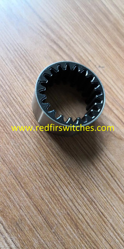 20T Nylon coupling with steel ring