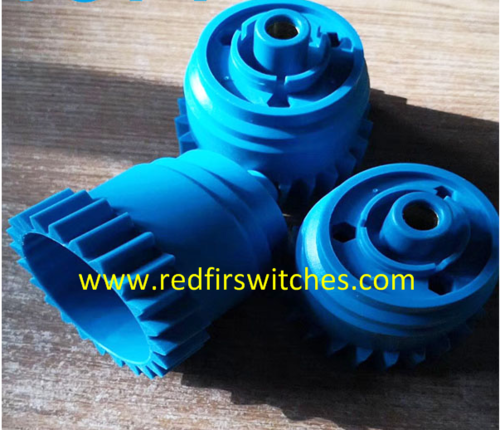 spindle motor stator core for rotor spinning machine