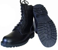 Military Goodyear Welted Boot