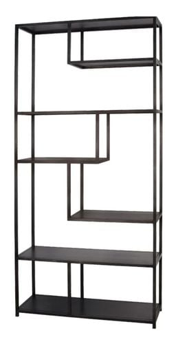Bookcase With Open Storage