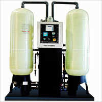 Ion Exchange Water Softener