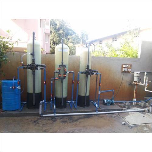 Commercial RO Treatment Plant