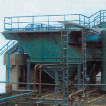 Semi Automatic Lamella Clarifier