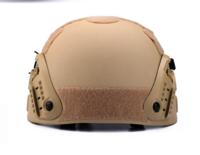NIJ IIIA Bulletproof Aramid MICH2000 Helmet