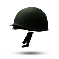 Army M1 Double Layer Steel Helmet