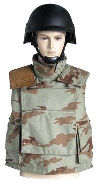 NIJ IIIA Aramid Bulletproof Jacket