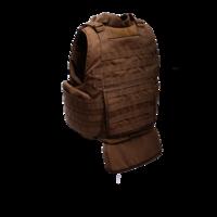 NIJ IIIA Full Protection Bulletproof Jacket