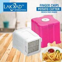 Finger Chips Potato Cutter For Kitchen, Chopper
