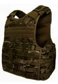 NIJ IIIA Molle UHMWPE Bulletproof Vest