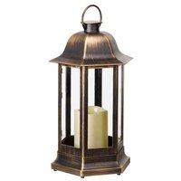 Copper Desire Lantern