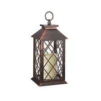 Copper Window Lantern